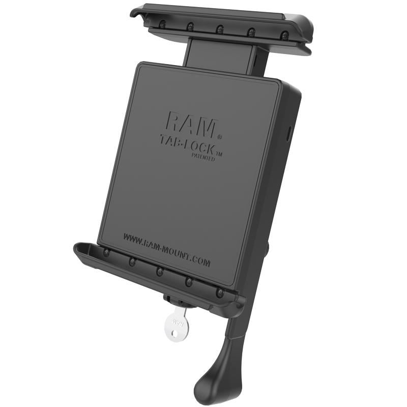 "RAM Tab-Lock Spring Loaded Holder for 7"" Tablets (RAM-HOL-TABL2U) (sku 51117) - BuyBits Ltd UK"