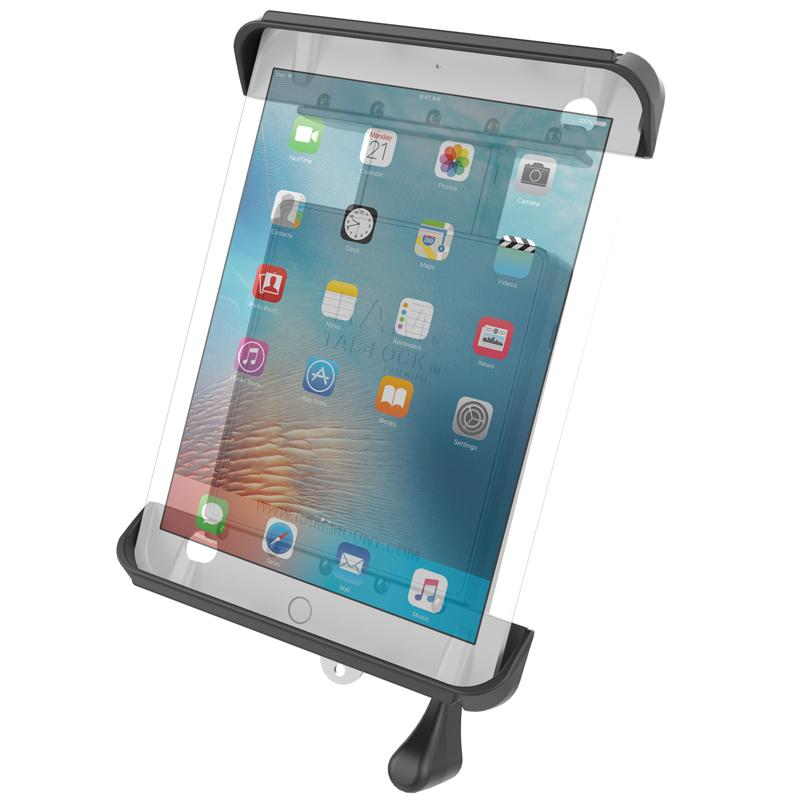 "RAM Tab-Lock Spring Loaded Holder for 8"" Tablets with Cases (RAM-HOL-TABL29U) (sku 51015) - BuyBits Ltd UK"