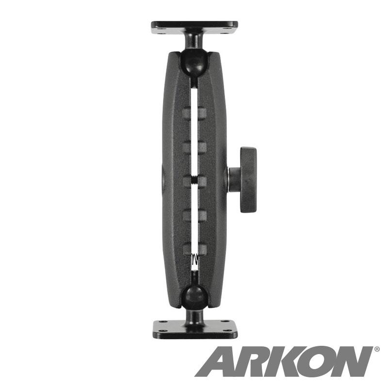 Arkon RM2562XMAMPS Heavy-Duty Metal AMPS Mounting Pedestal - 25mm Ball Compatible (sku 50218) - BuyBits Ltd UK
