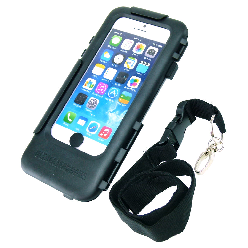 Locking Strap Tough Case Golf Trolley Mount for iPhone 7 (sku 44981)