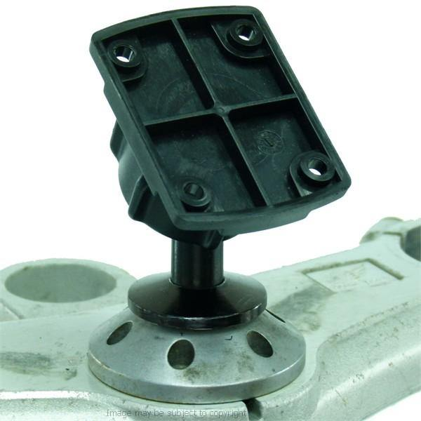 12mm Hexagon GPS Mount fits Honda Blackbird & Kawasaki Motorcycles fits TomTom Rider 42 (sku 36937)