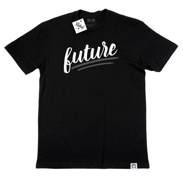 Future Black t-shirt by Rebul Collection
