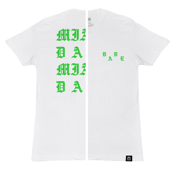 Rebul Collection DADE Neon Green Yeezy Shirt