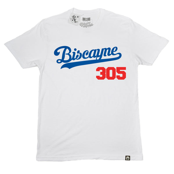 Biscayne X 305 white t-shirt by Rebul Collection