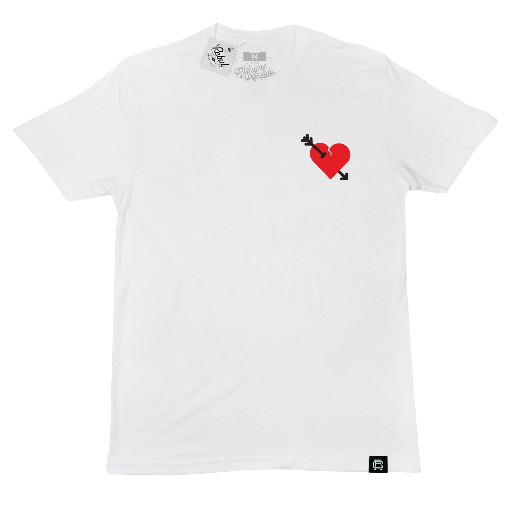 Rebul Collection Heartbreaker T-Shirt
