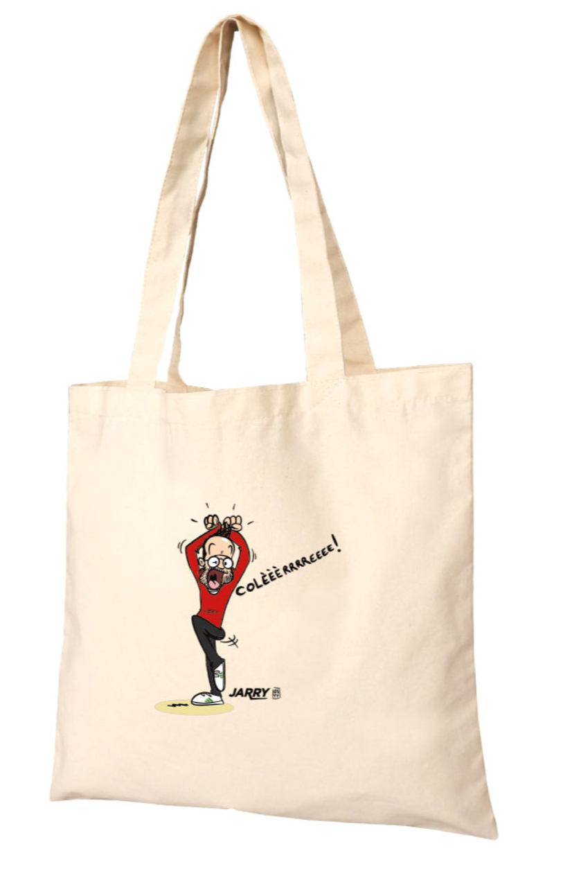 "Tote Bag Jarry ""Colère"" !"