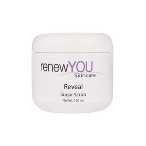 Reveal Sugar Scrub