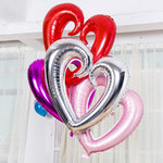 Script Heart Balloons - The Balloon Diaries