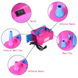 Portable Electric Balloon Pump