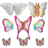 Foil Butterfly Balloons - The Balloon Diaries