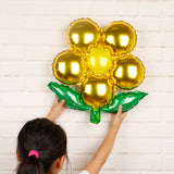 "18"" Foil Flowers - The Balloon Diaries"