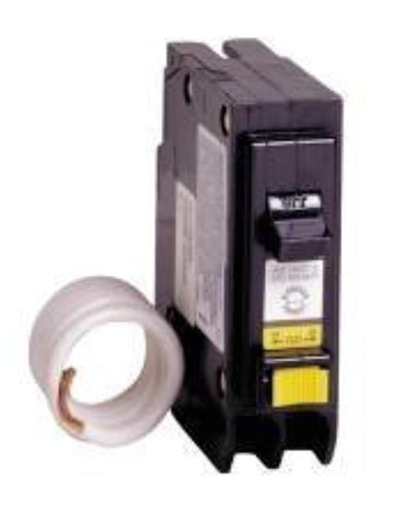 EATON GIDDS-605272 605272 Cl Series 1 Pole Classified Gfci Breaker 20 Amps