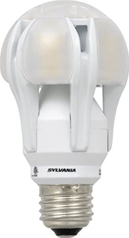 SYLVANIA ULTRA LED LAMP, OMNIDIRECTIONAL, DIMMABLE, A19, MEDIUM BASE, 1100 LUMENS, 2700K, 14 WATT, 120 VOLT, FROSTED