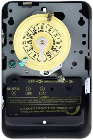 Intermatic TMHDT101 T101 24 Hour Dial Timer