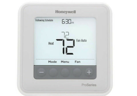 Honeywell T6 Pro Programmable Thermostat (TH6320U2008