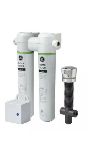 GE Under Sink Dual Flow Water Filtration System