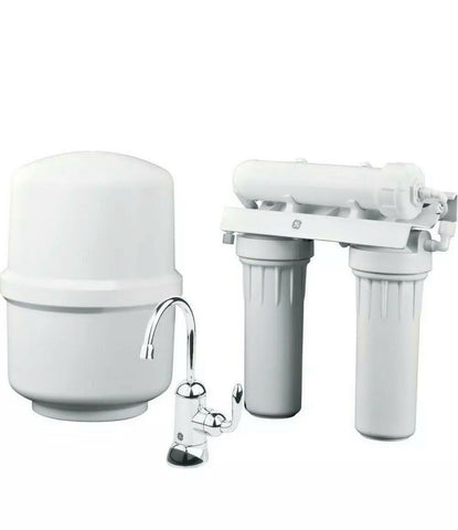 GE Under Sink Reverse Osmosis Water Filtration System