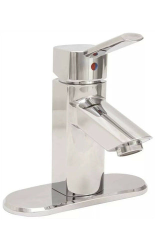 Premier 3577642 Waterfront Lavatory Faucet With Single Handle Less Pop-Up