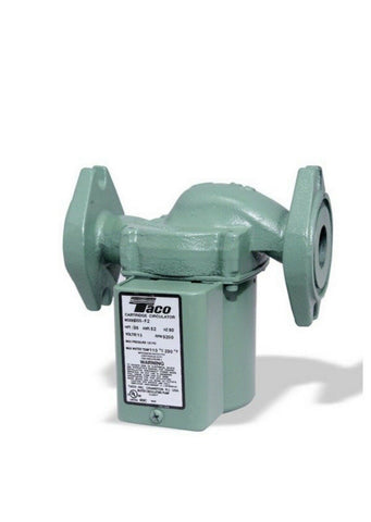 Taco 005 - 1/35 HP - Circulator Pump - Cast Iron - Rotated Flange - Integral ...