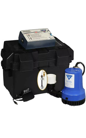 Pro-Series PHCC-1850 Battery Back Up Sump Pump (1850 GPH at 10')