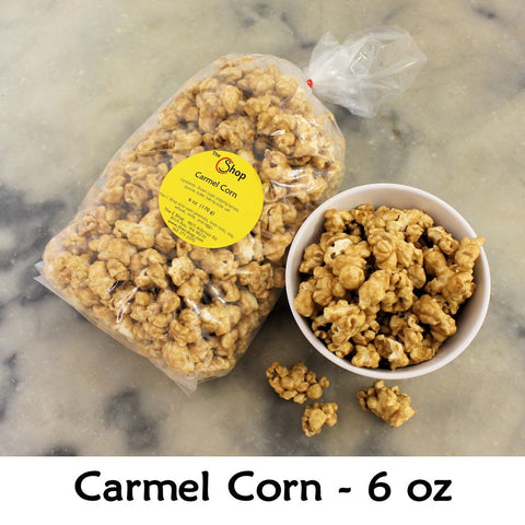 Carmel Corn [6 oz]