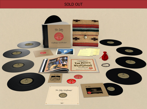 9 LP - Wildflowers & All The Rest – Ultra Deluxe Edition