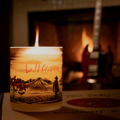 Limited Edition Wildflowers Candle
