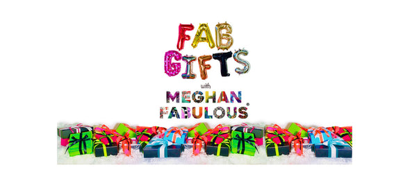 Fab Holiday Gift Guide with Meghan Fabulous