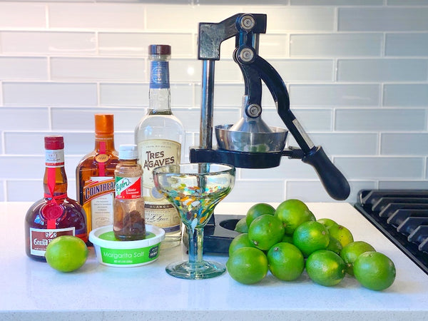 Meg Makin' Margs on National Margarita Day!!