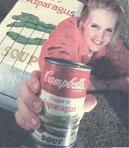 Crazy For Campbell's - Meghan Fabulous