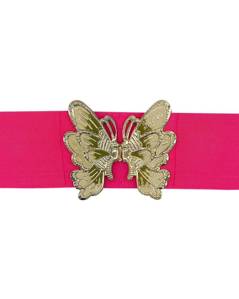 Butterfly Belt - Fuschia - Meghan Fabulous
