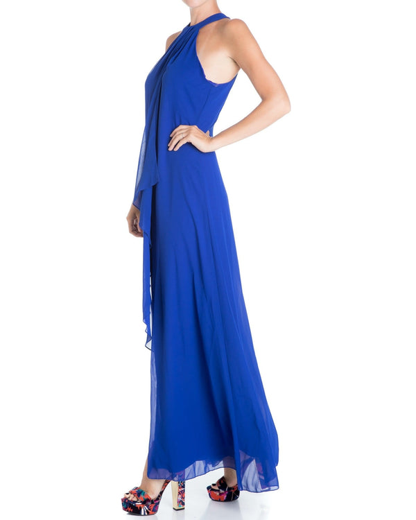 Aphrodite Maxi Dress - Royal - Meghan Fabulous
