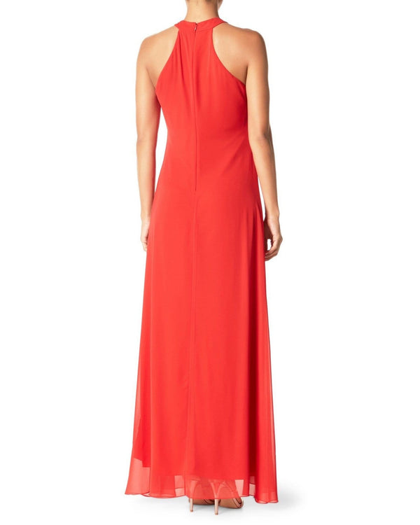 Aphrodite Maxi Dress - Red - Meghan Fabulous