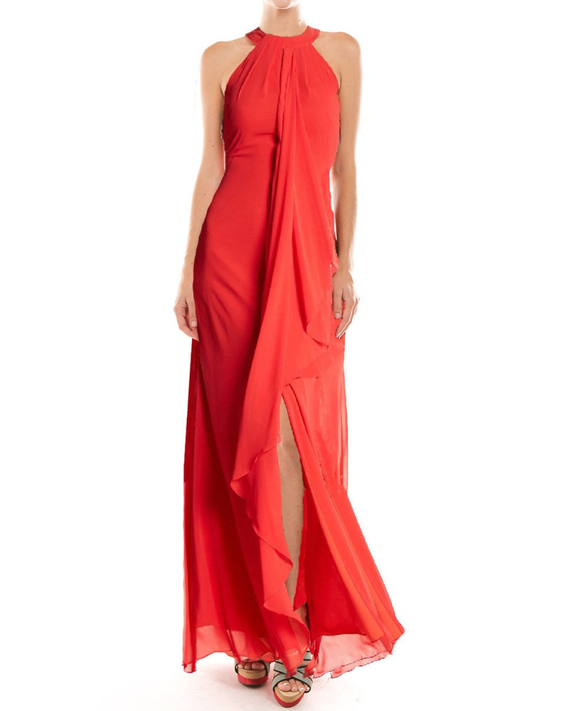 Aphrodite Maxi Dress - Red