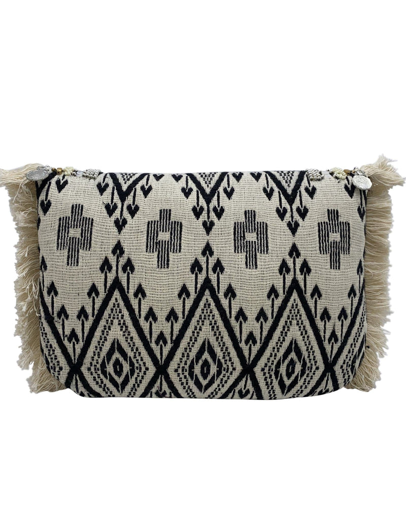 The Nepal Embroidered Clutch Purse