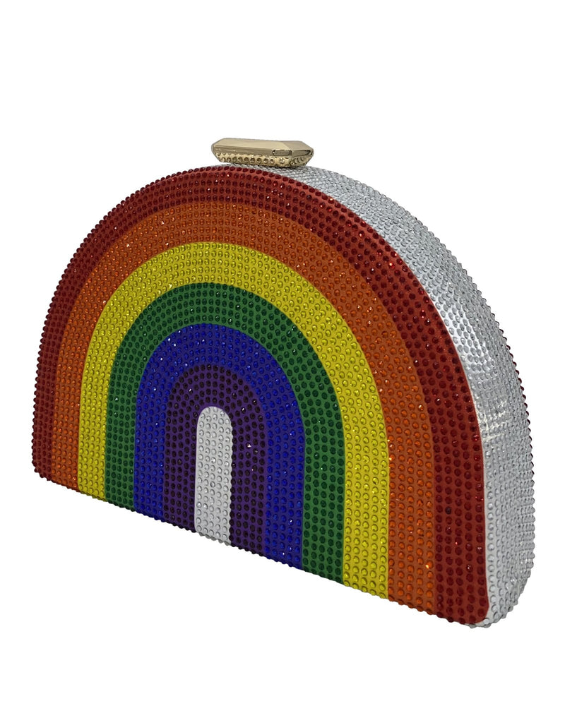 Somewhere Over The Rainbow Clutch