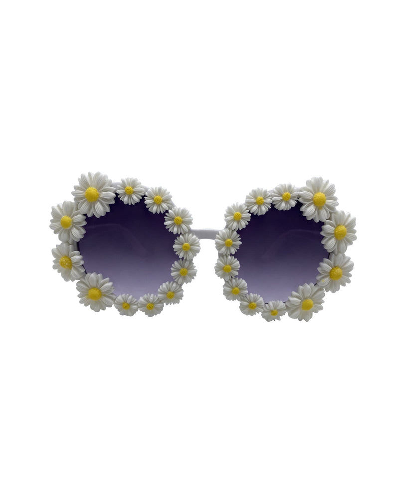 Happy Sunshine Daisy Sunglasses