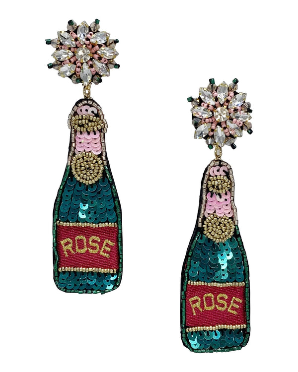 Rose all Day Dangle Earrings