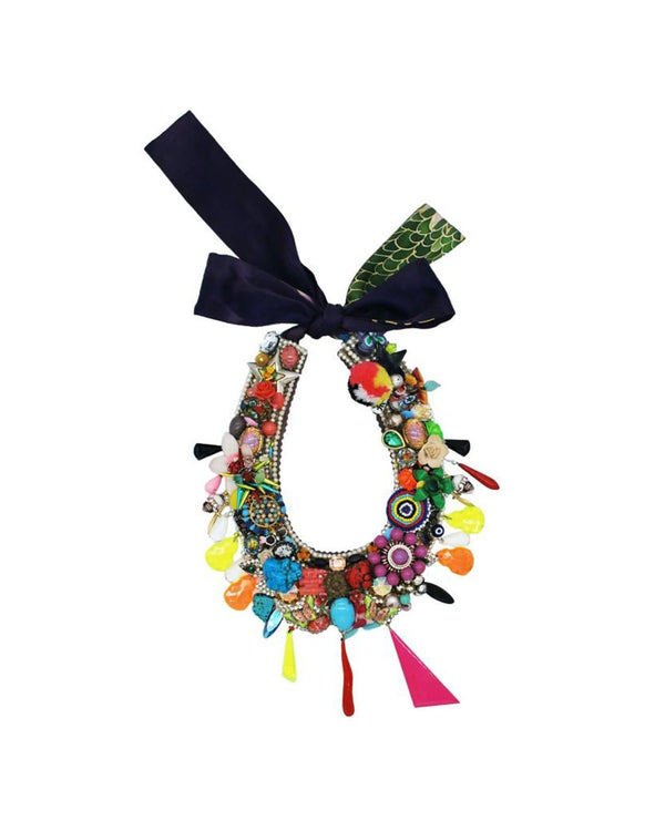 Color Bomb Necklace - Meghan Fabulous
