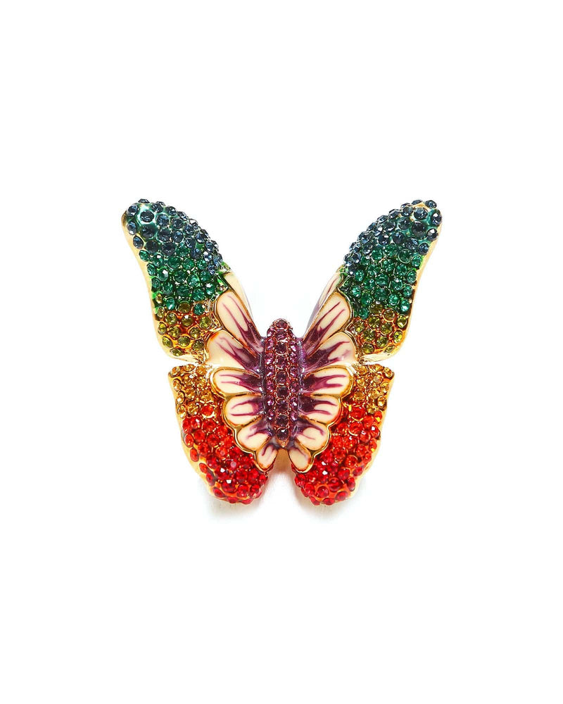 Flutterfly Cocktail Ring - Meghan Fabulous