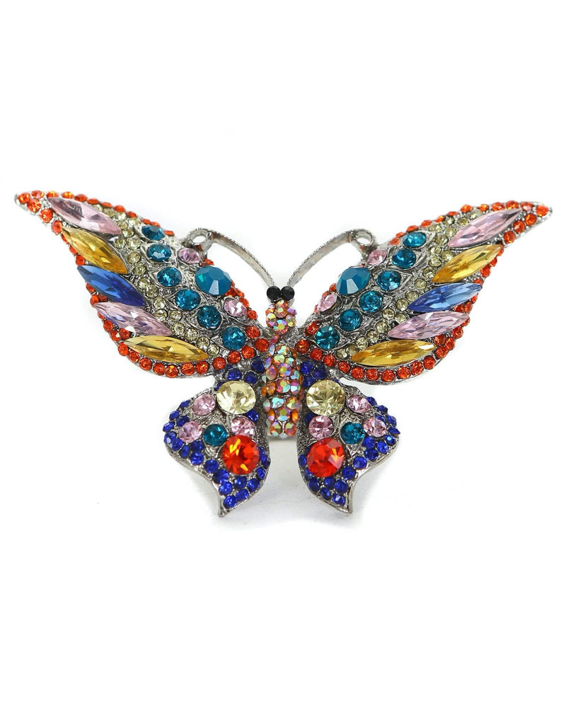 Butterfly Ring - Multi - Meghan Fabulous