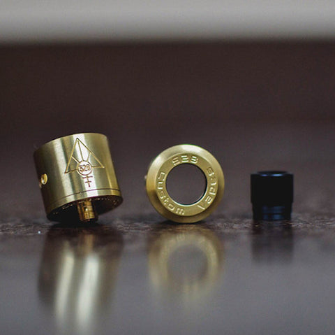 528 Customs Brass Goon Rda