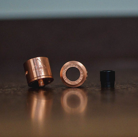 528 Customs Copper Goon Rda