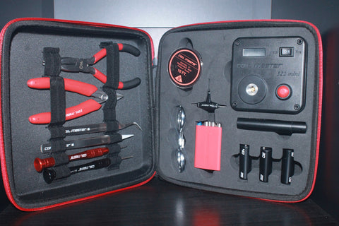Vape Tools and Coil Building Kits