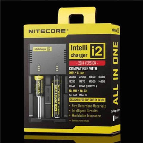 Nitecore Intellicharger i2 2014 Edition