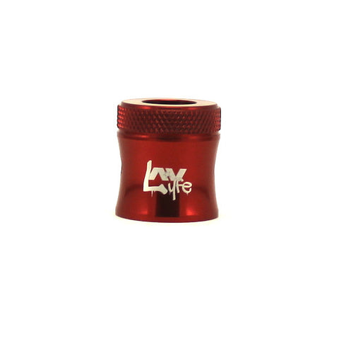 Avid Lyfe Red Apple Captain Cap