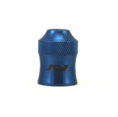 Avid Lyfe Blue Titanium Modfather Cap (Authentic)