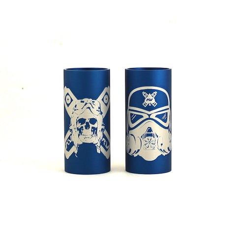 Avid Lyfe Blue Able Sleeve with Aviator or Stormtrooper Logo