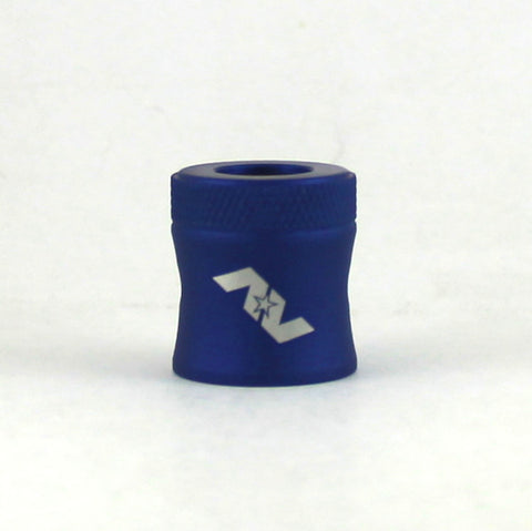 Avid Lyfe Matte Blue Wide Bore Captain Cap