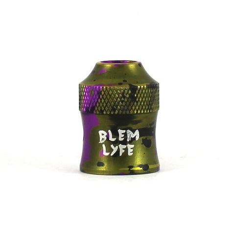 Avid Lyfe Blem Lyfe Purple/Black/Yellow Modfather Cap